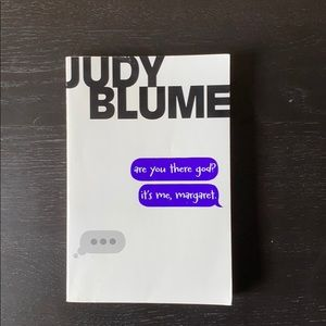 Other - Judy Blume book